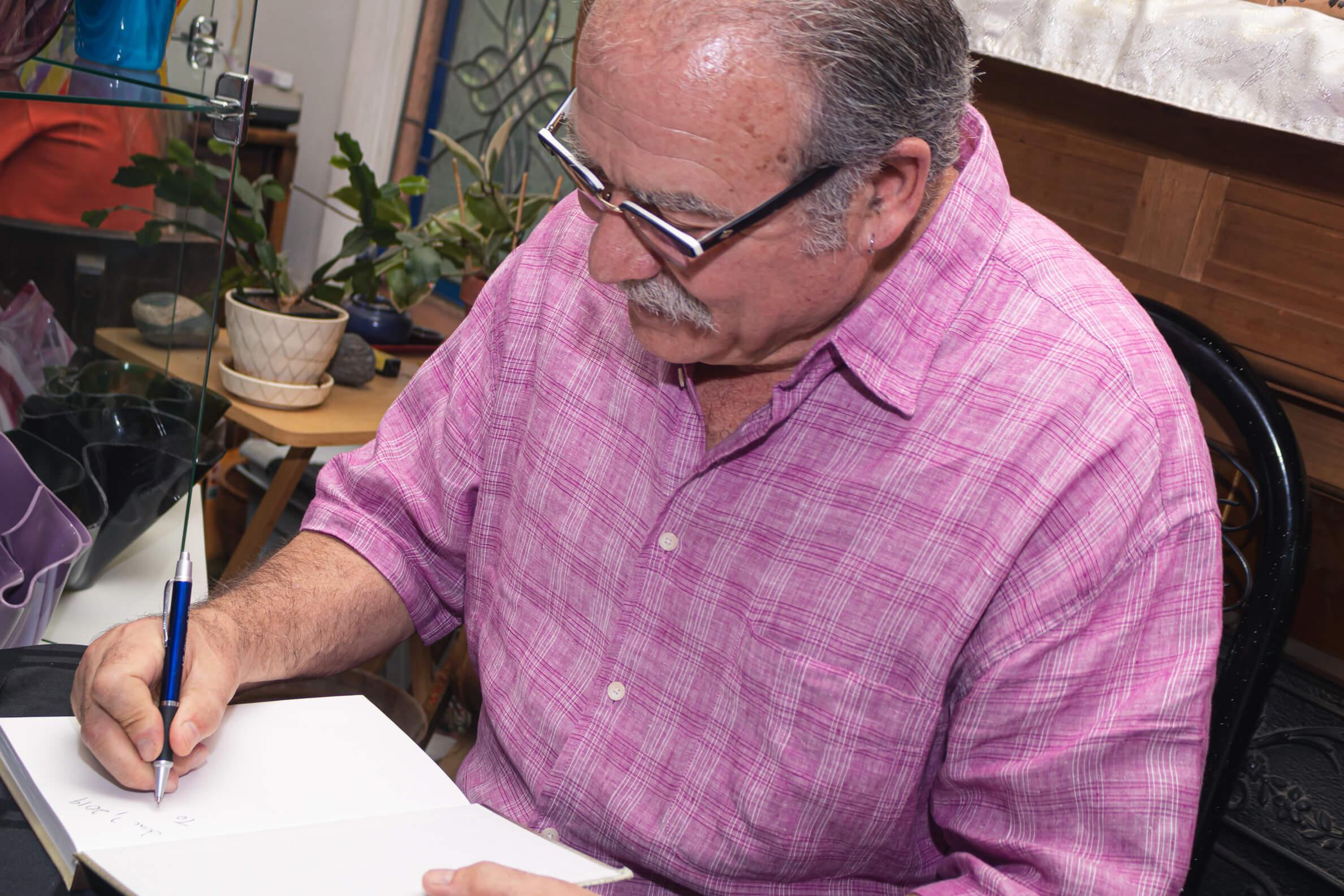 author marc ringel