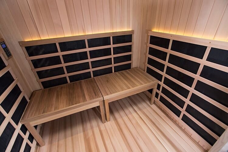 ALL ABOUT INFRARED SAUNAS