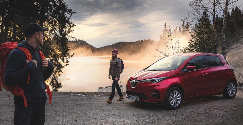 Renault ZOE - Elektrisk kampanje