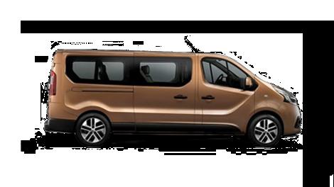 Renault TRAFIC personbil
