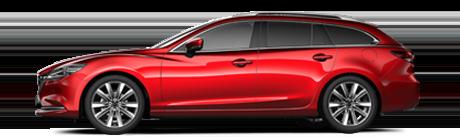 Mazda6 Stasjonsvogn