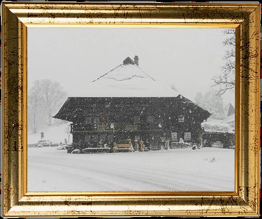 Bühlhof Historisches Bild