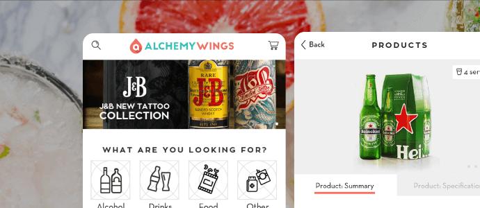 Alchemy wings