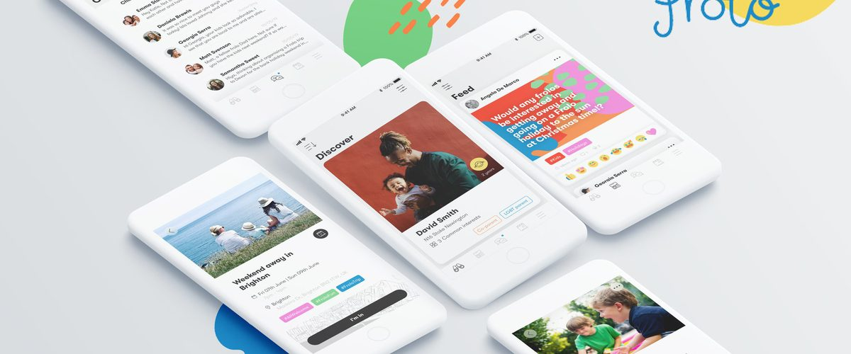 How Frolo went from idea to app in six months