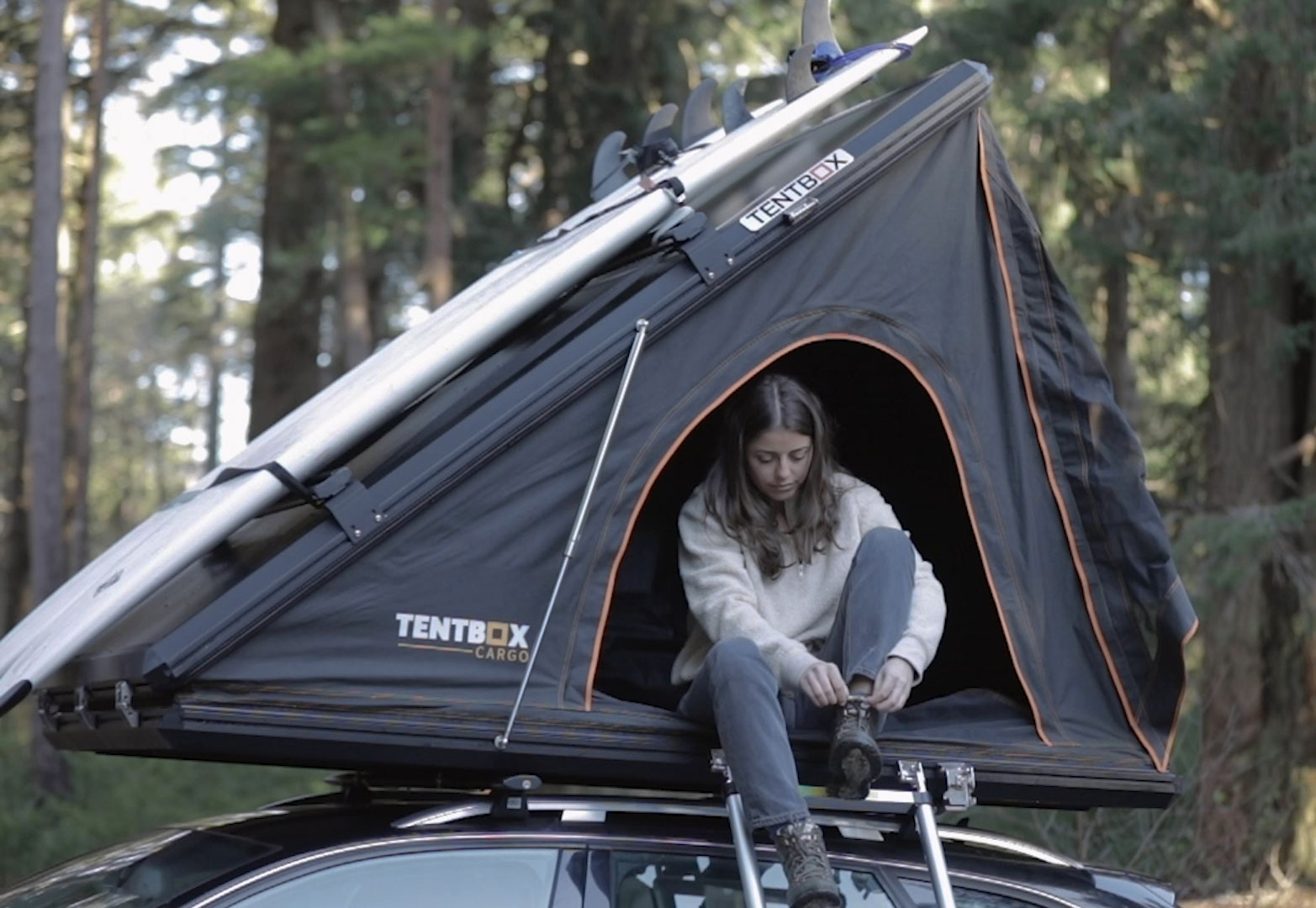 The Tent Box Cargo                                     - Now In Stock