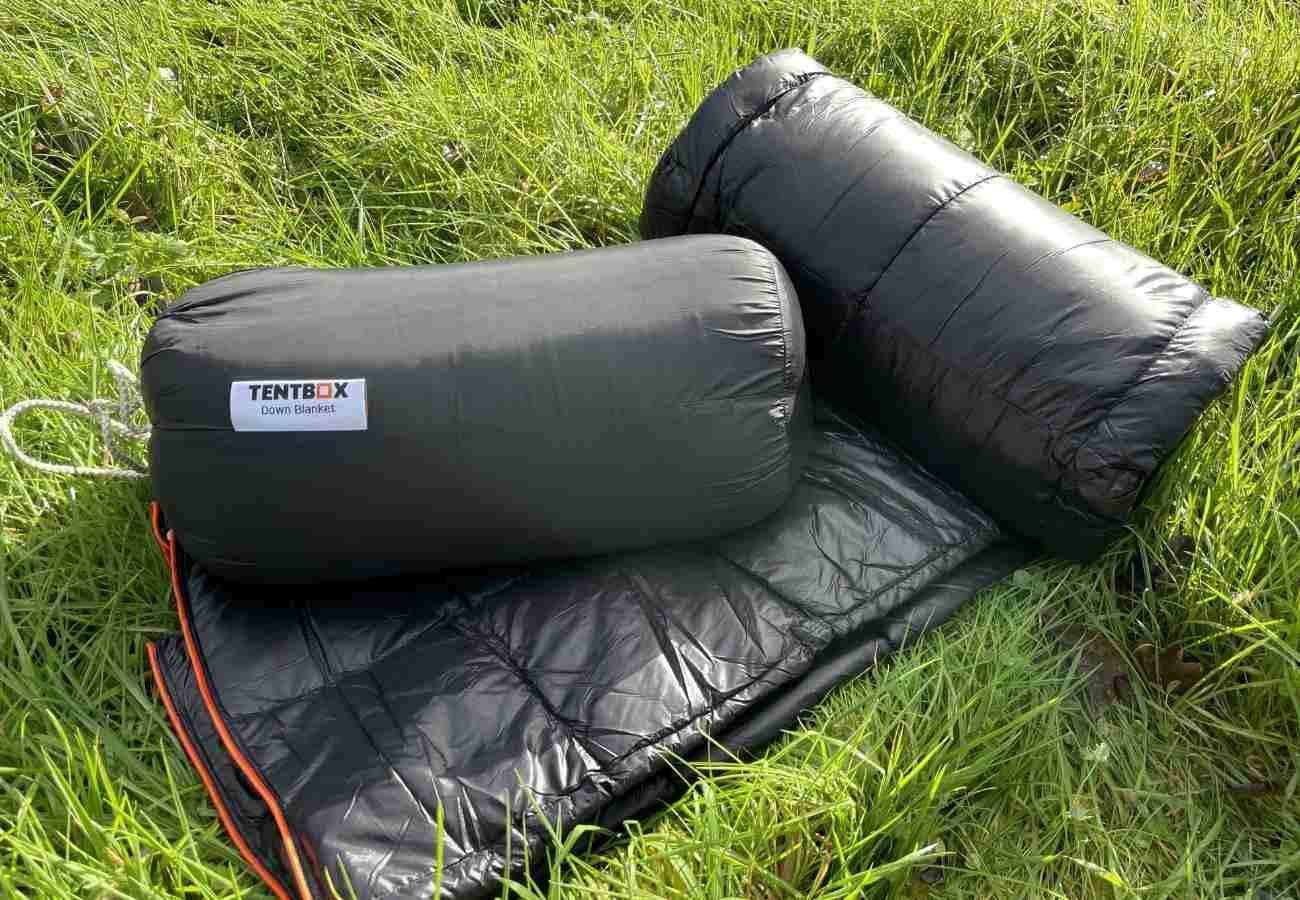 TentBox Down Blanket