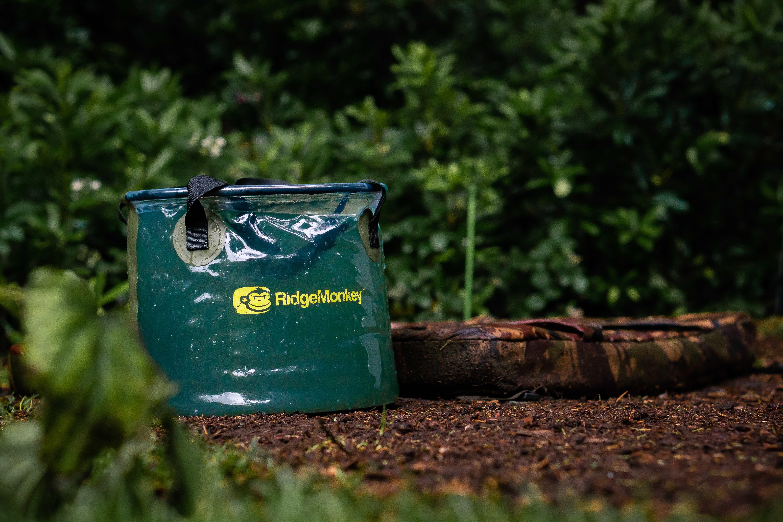 RidgeMonkey Collapsible Bucket