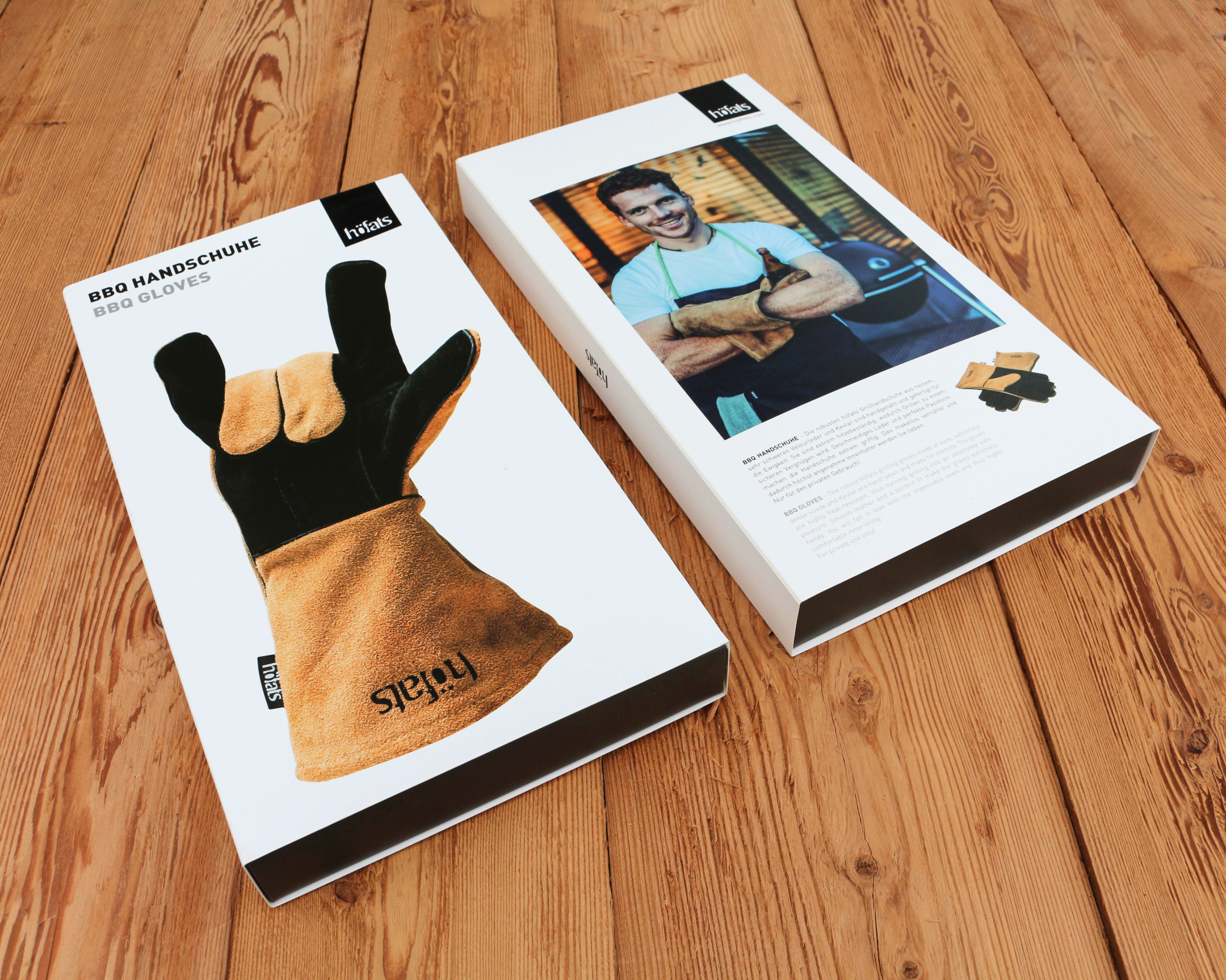 Hofats Barbecue Grilling Gloves