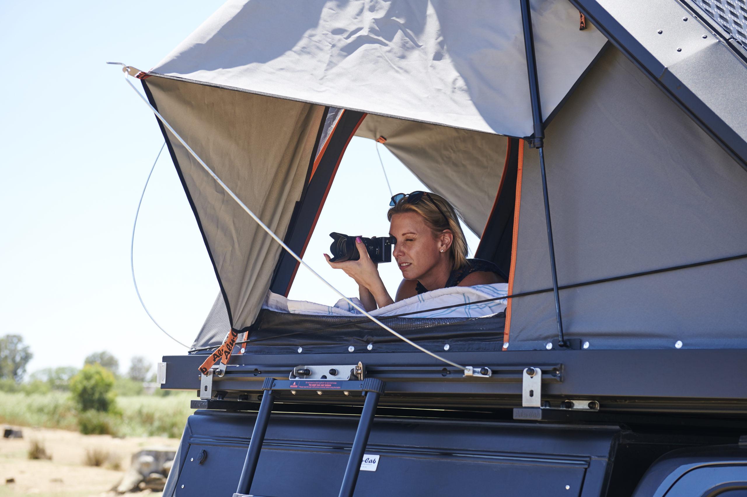 Alu Cab Generation 3.1 Roof Tent