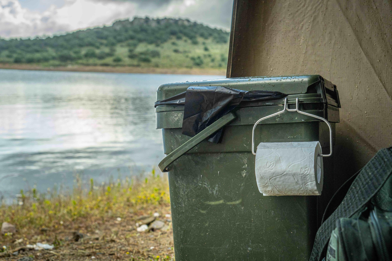 RidgeMonkey Cozee Toilet Kit