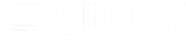 Gravy Logo all white