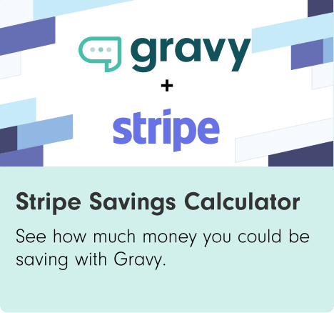 gravy + stripe integration