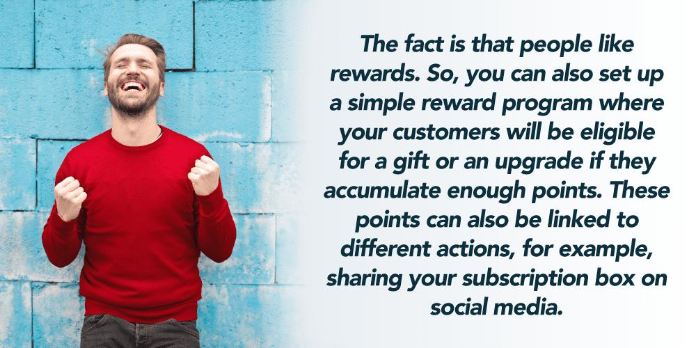 Subscription Box social media