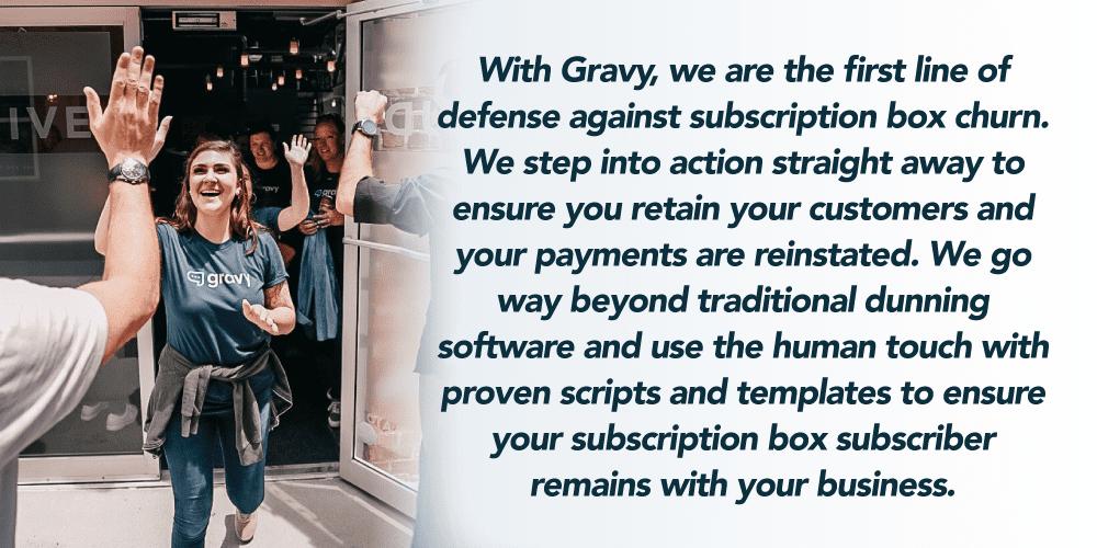 Subscription Box quote