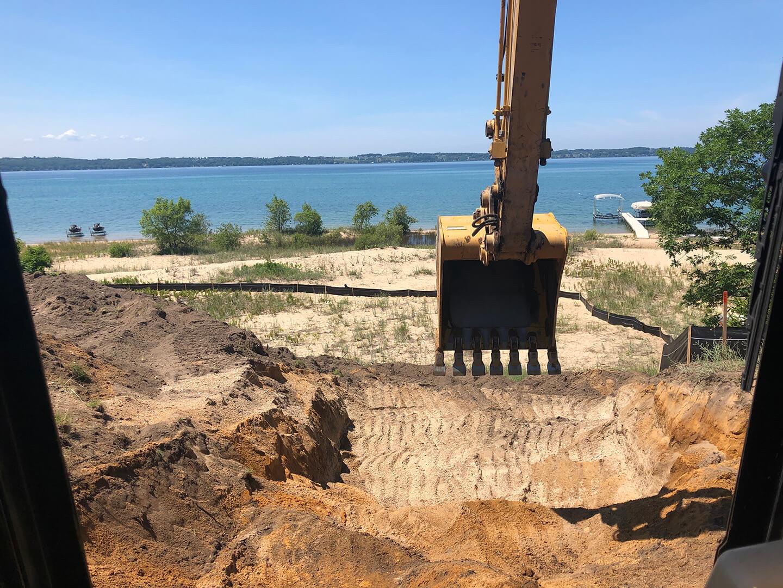 Residential Excavating
