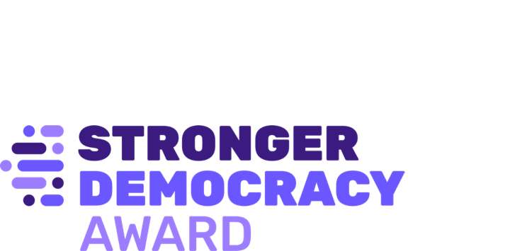 Stronger Democracy Award