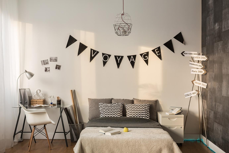 Fresh Bedroom look