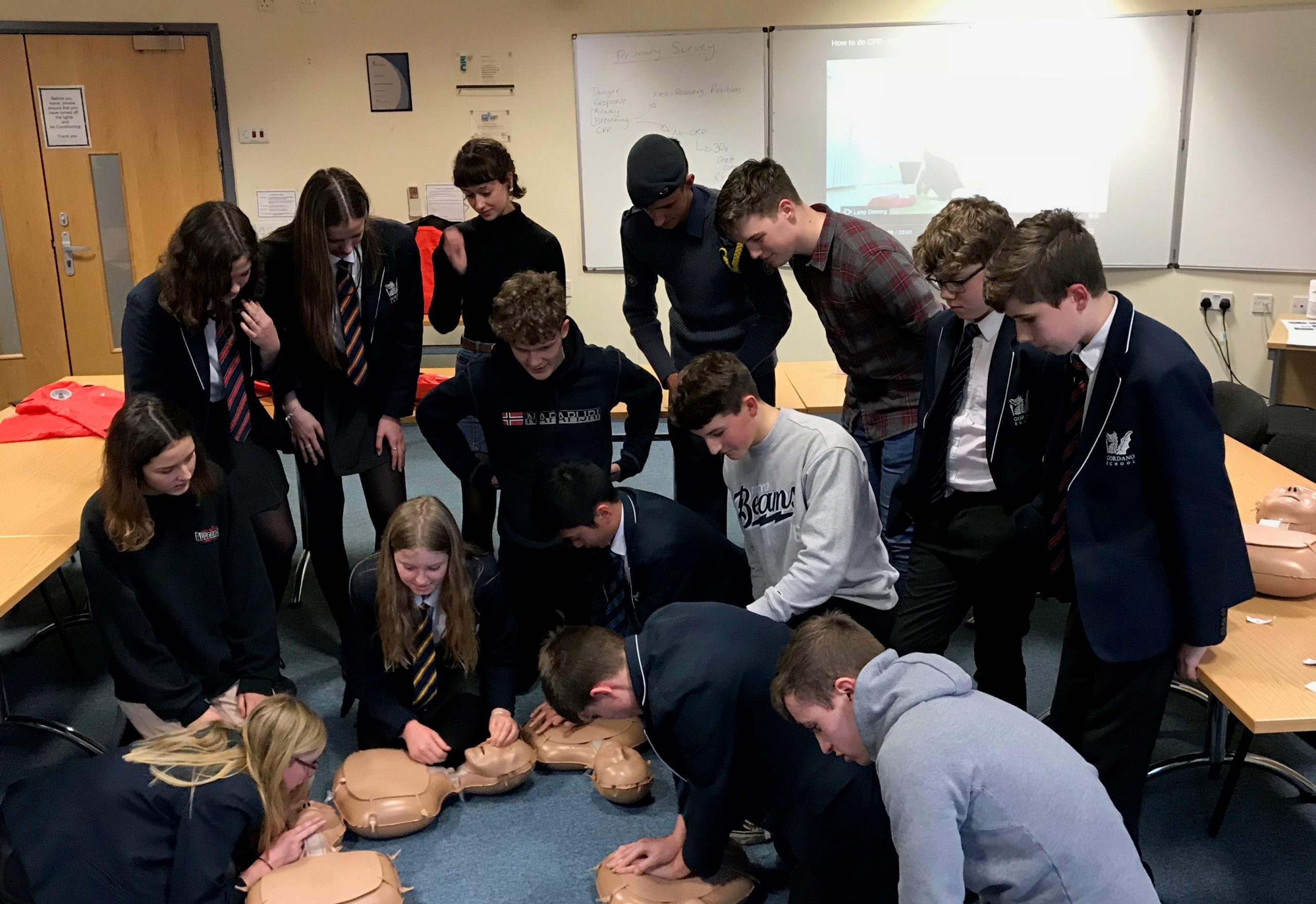 First Aid Training for Schools in the West Midlands