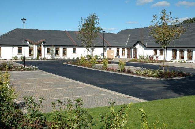 Thomand Lodge, Nursing Home
