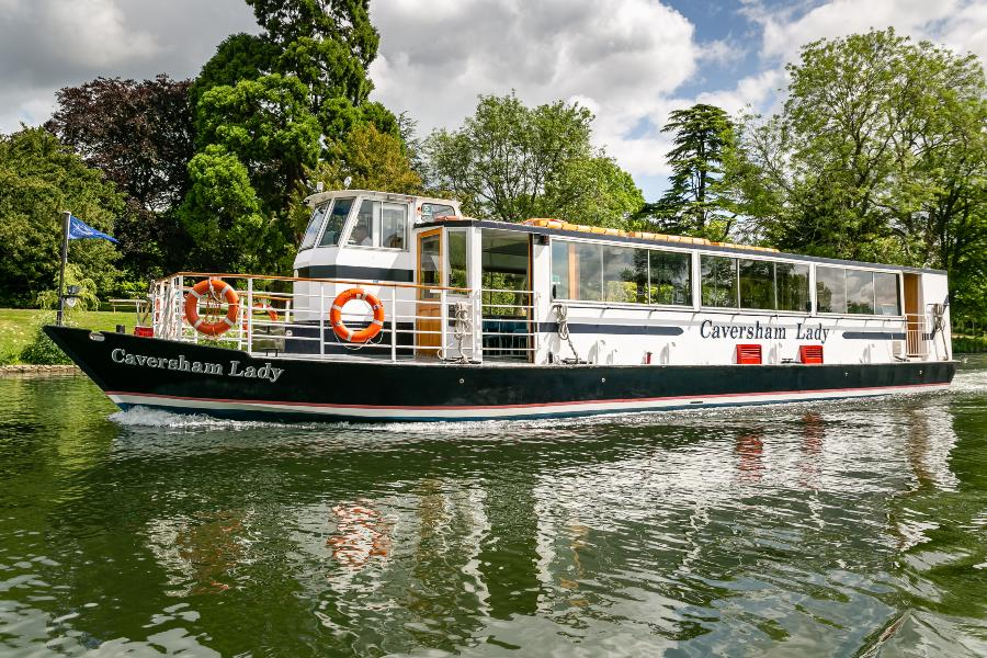 Thames Meander 60 Mins