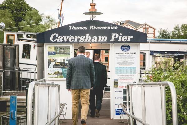 Caversham Pier