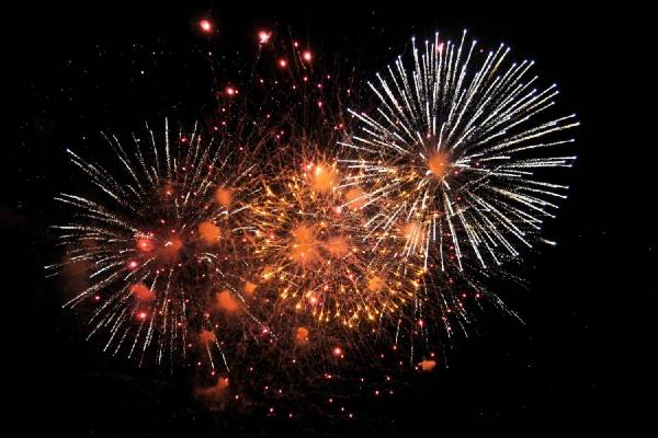 Fireworks on the Thames-Saturday 6th November