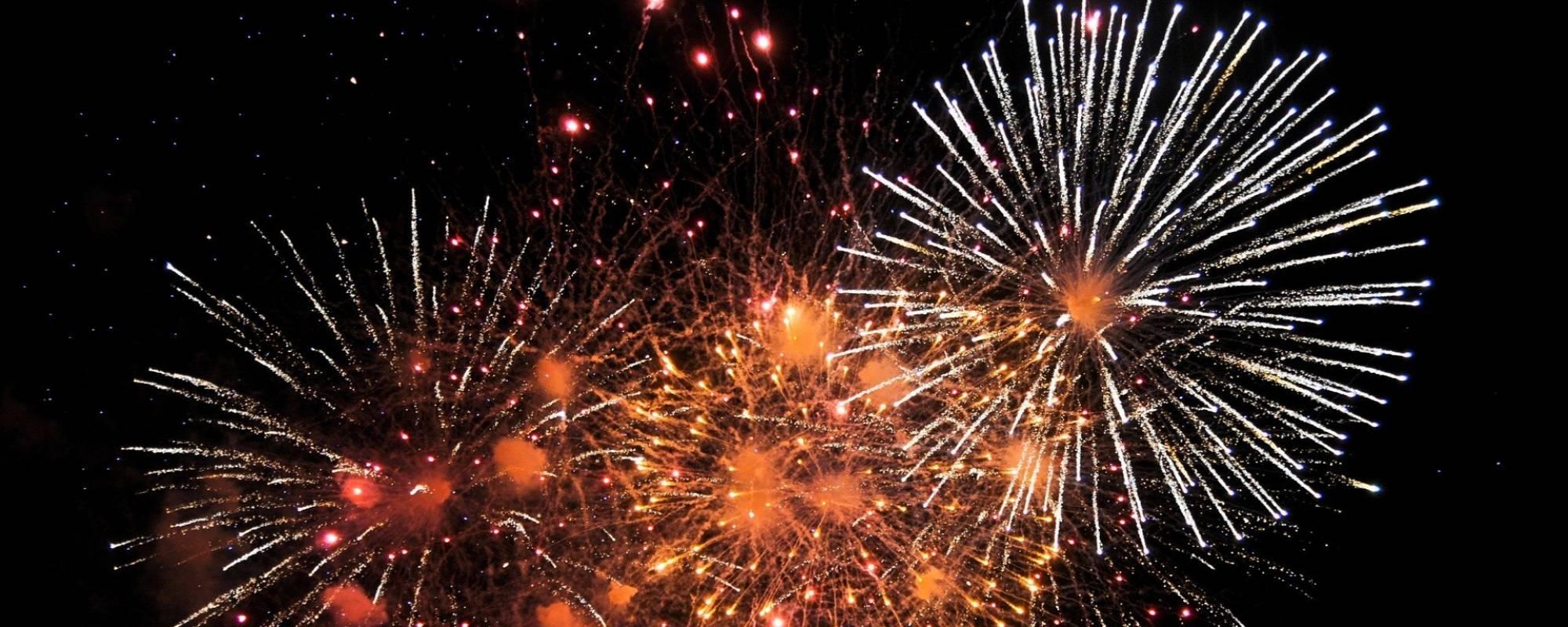 Fireworks on the Thames-Sunday 7th November