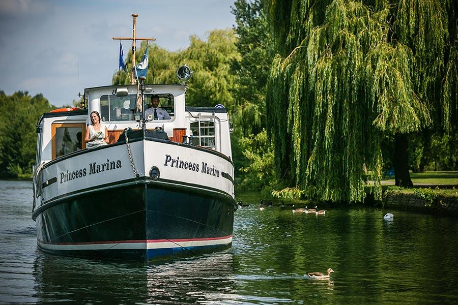 Private Charter River Boat