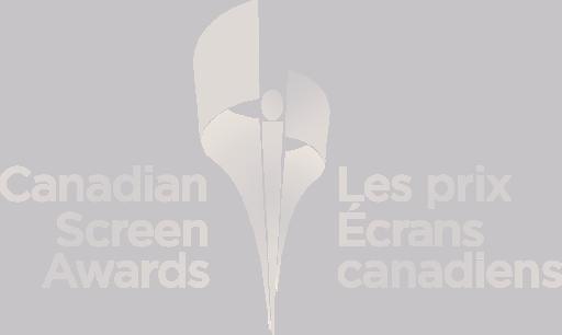 canadian screen award logo white
