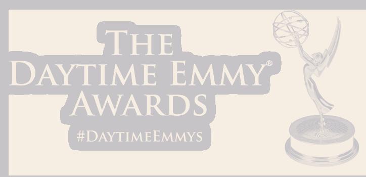 daytime emmy awards logo white