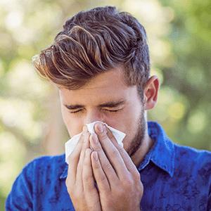 Allergy quiz icon