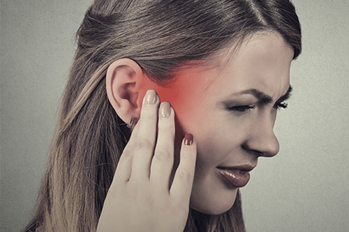 Tinnitus help for people with ear pain