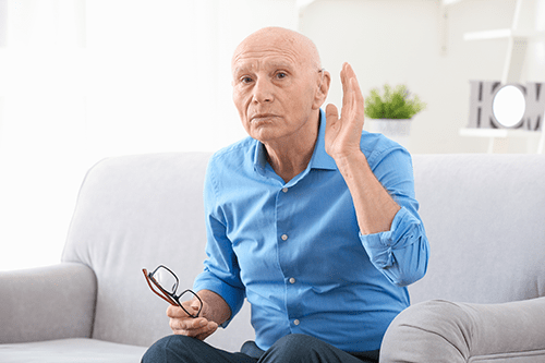 Aging is one cause of sensorineural hearing loss