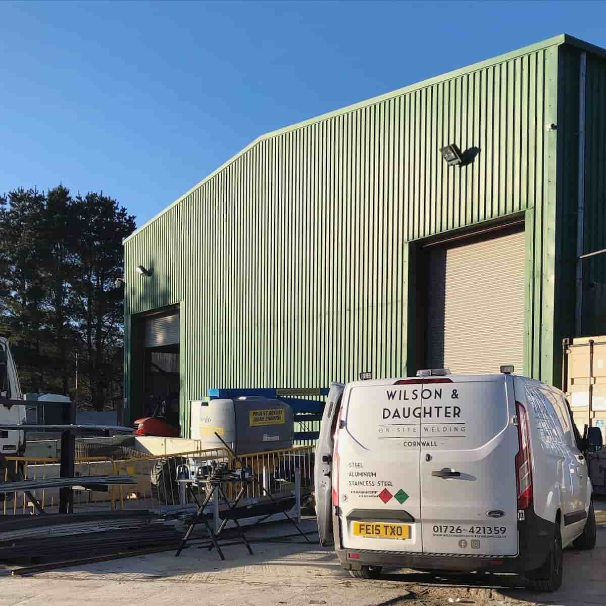 Cornish Concrete Products Ltd