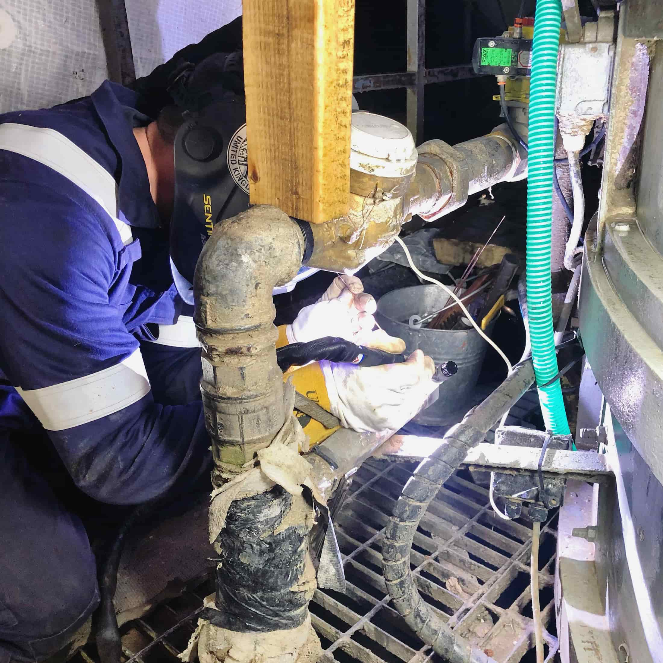 Domestic & Commercial Welding