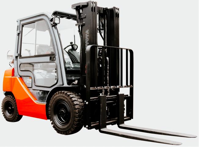 Toyota 7FGU35 Forklift