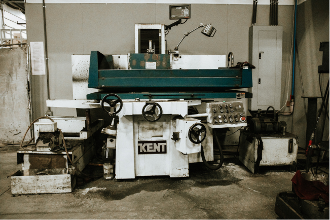Kent KGS Surface Grinder