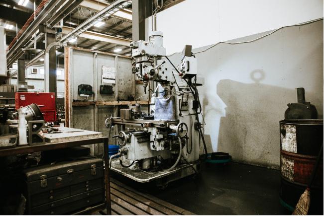 LC-20VHS Manual Mill