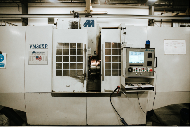 Milltronic VM30XP CNC Mill