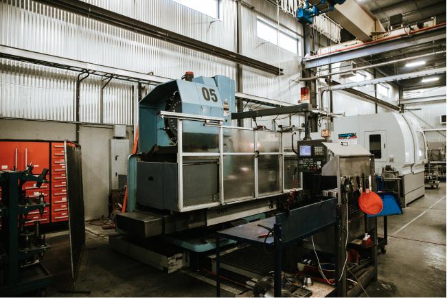 OKK MCV-660 CNC Mill