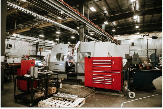 Okuma LOC650 CNC Lathe