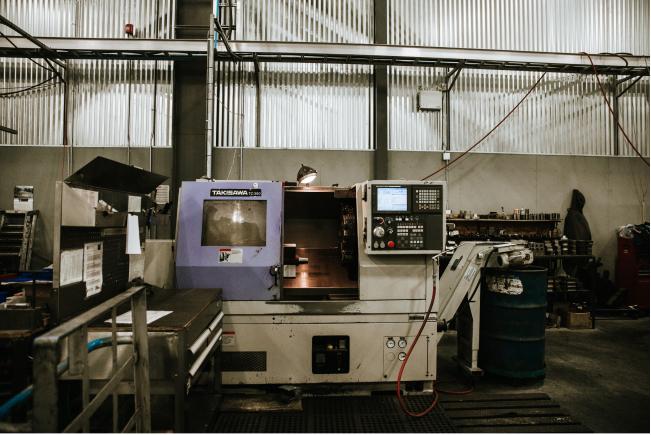 Takisawa TC350 CNC Lathe