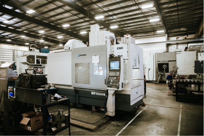 Okuma MA-650VB CNC Mill