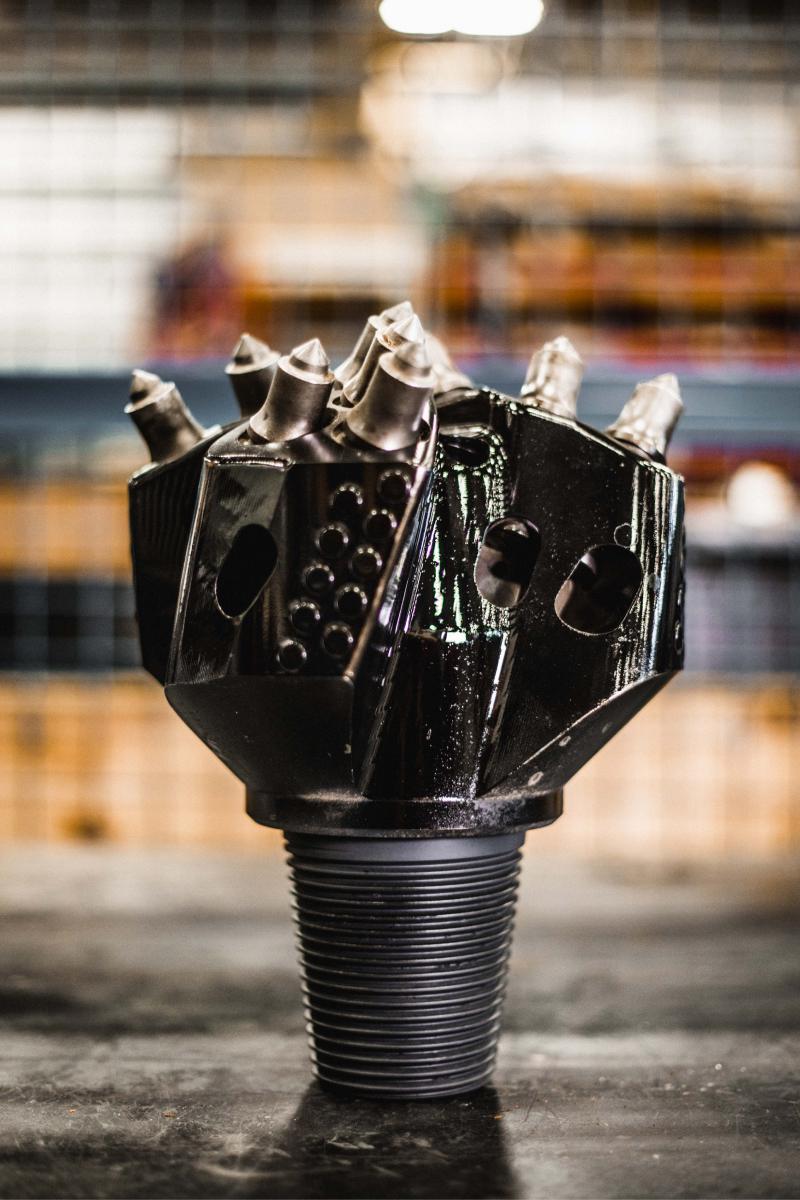 """13.5"""" Blackbear Clawbit for Oil & Gas Surface Holes"""