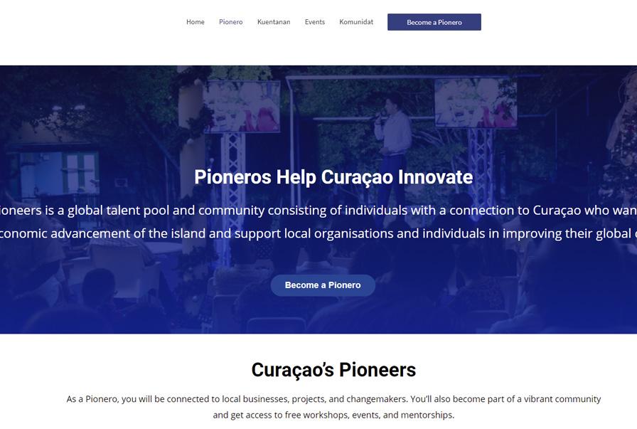 The Pioneros Talent Pool