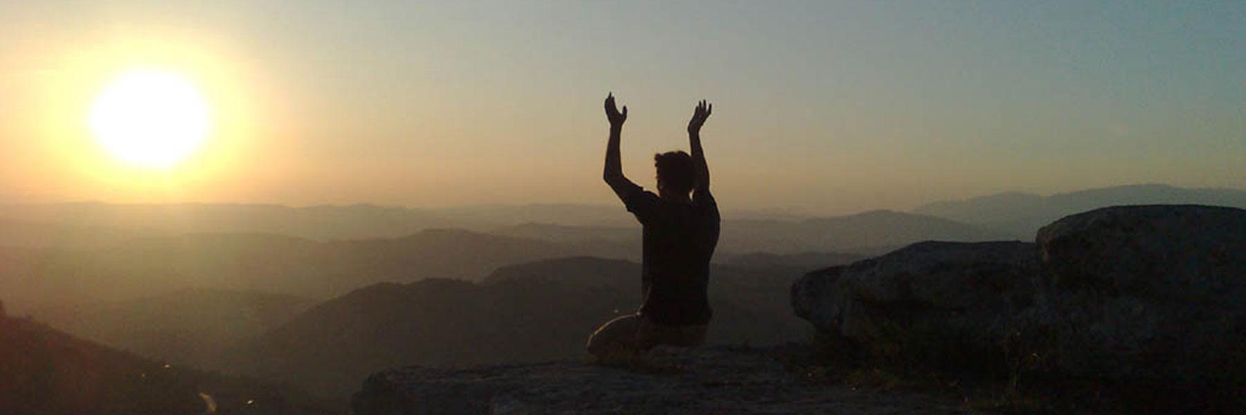 Yoga destroys the individual self