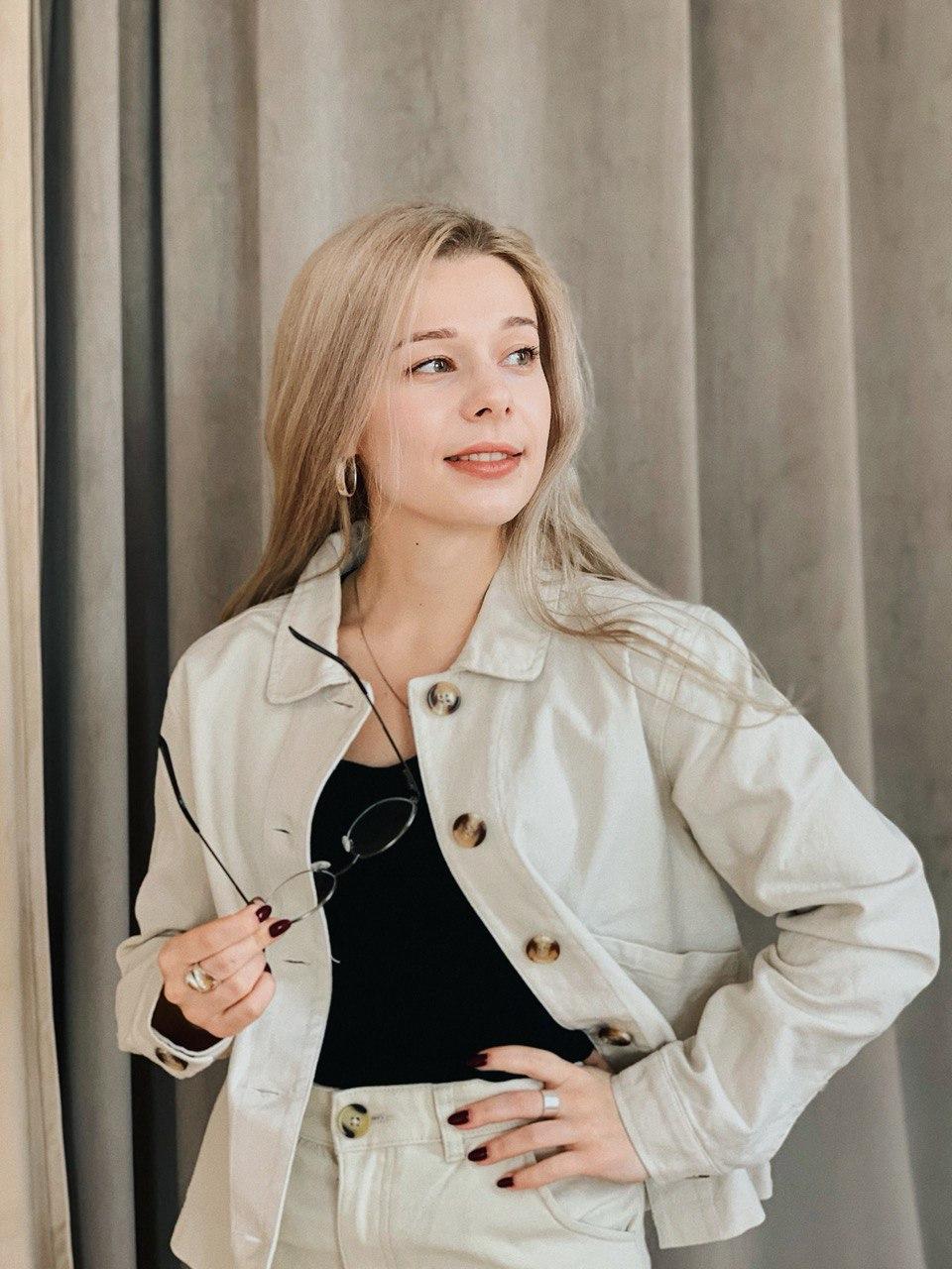 Олеся Красильникова