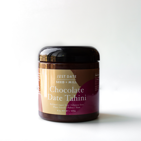 Chocolate Date Tahini
