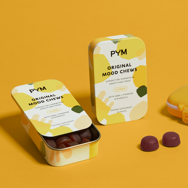 Mood Chews for Stress & Anxiety