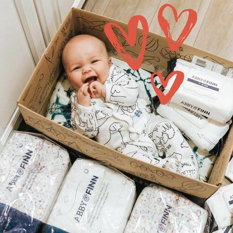 ABBY&FINN Diapers Bundle Built for You